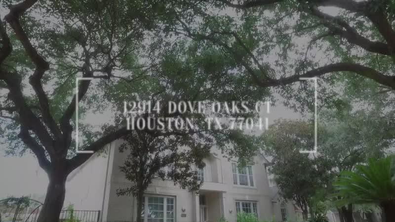 12914 DOVE OAKS COURT HOUSTON, TX 77041 VO