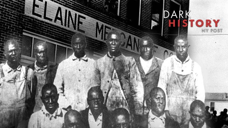 Elaine Massacre The bloodiest racial conflict in U S history Dark History New York Post