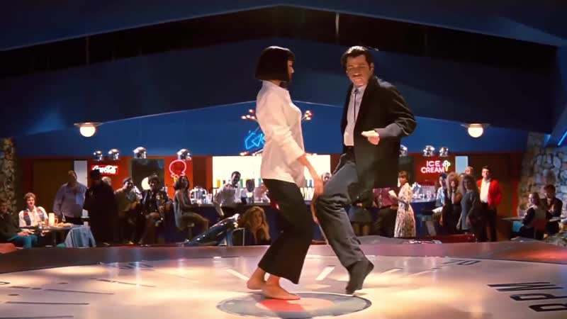 Chuck Berry You Never Can Tell Cest La Vie OST Pulp Fiction 1994 HD 1080