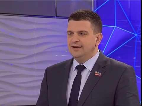 Олег Коваль и Юрий Юров в передаче Голос республики 28 02 2020