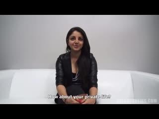 Cute Brunette Armenian Teen Virginie Casting Porn Video Tube