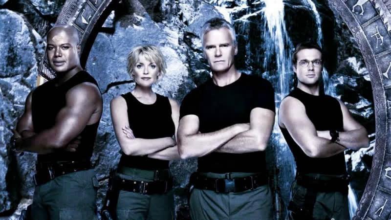 Звездные врата ЗВ 1 5 сезон 13 серия 2001 2002 г