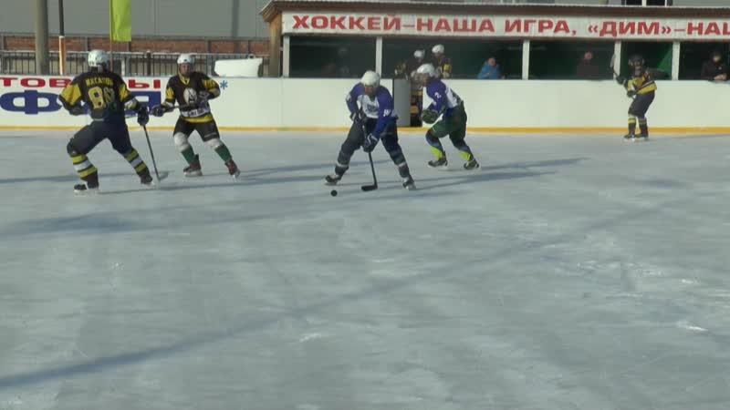 Межрайонные зональные соревнования XXIX Сельских спортивных игр РБ по хоккею среди взрослых команд
