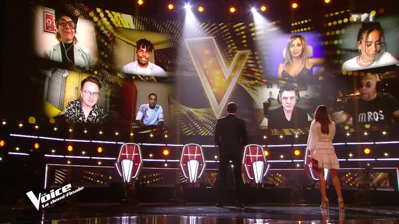 The Voice 2020 La Suite La demi finale Emission 16 TF1 2020 06 06 23 40