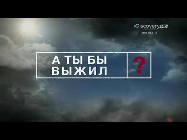 DISCOVERY А ты бы выжил 1 Серия Discovery