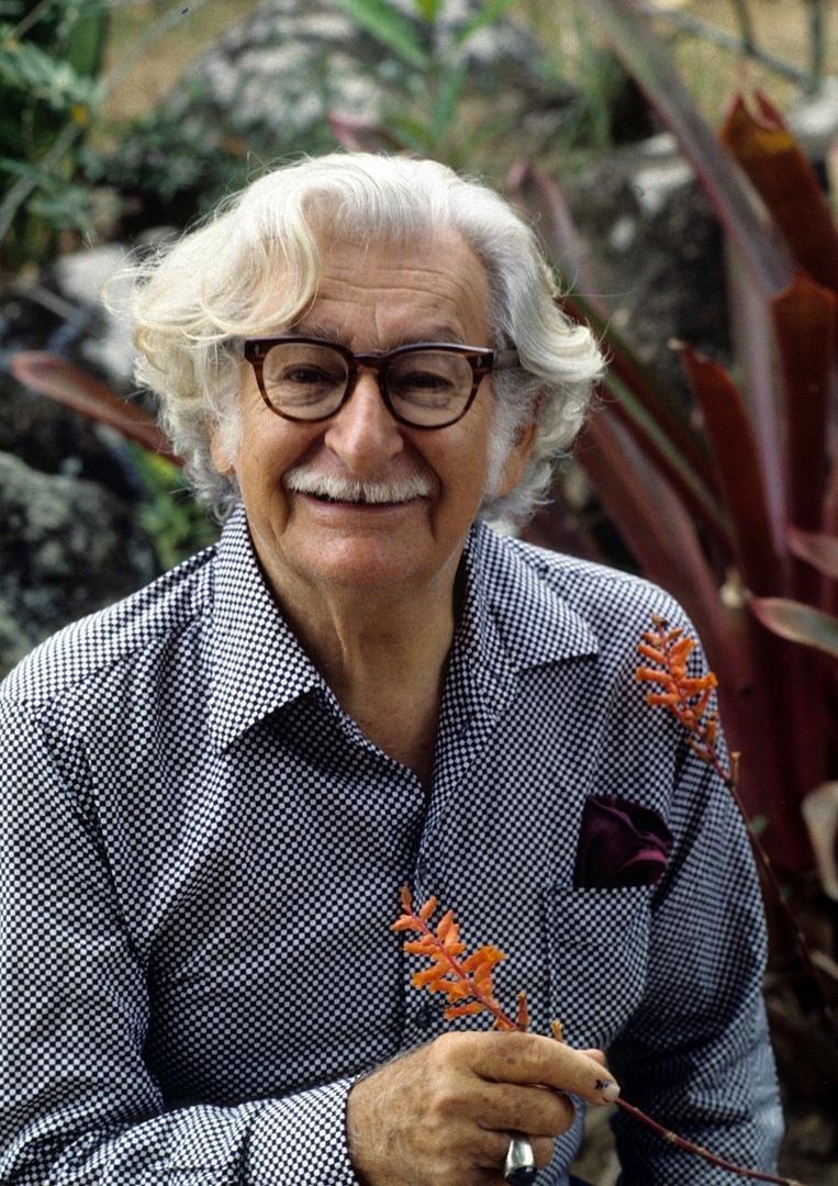 Роберту Бурле Маркс — ландшафтный архитектор или укротитель диких растений