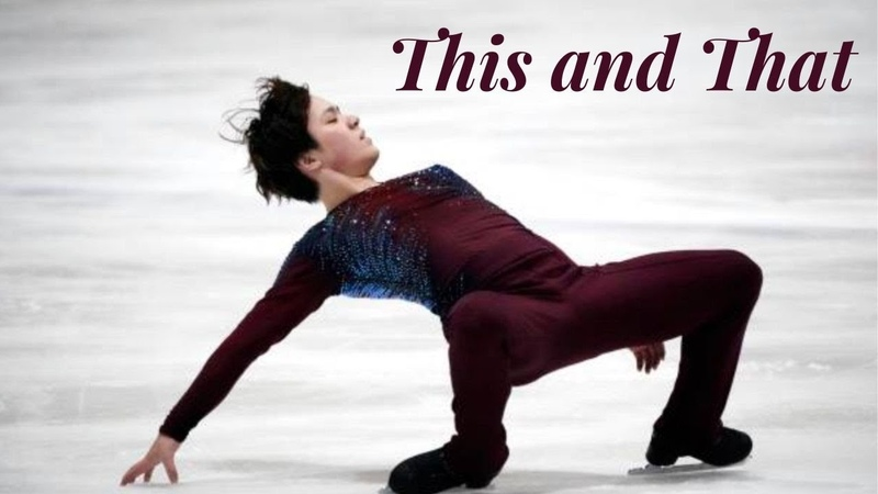 This and That Challenge Cup Korea and Eteri Tutberidze