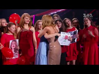 Дарья Полоротова  -Вабити-  выбор вслепую  Голос страны 10 сезон