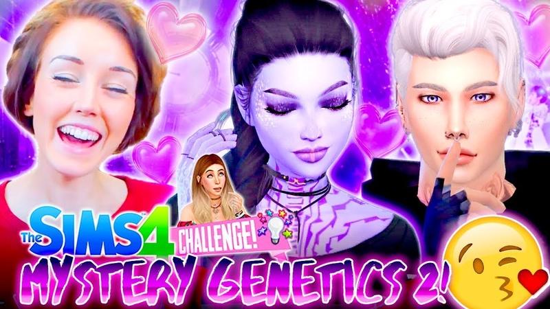 😍I LOVE THEM!😍 Asari K-POP! (MYSTERY GENETICS Challenge 2!😘)