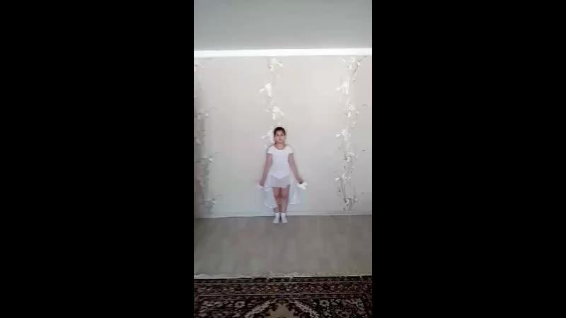 Шубина Катя 2 класс Белая голубка