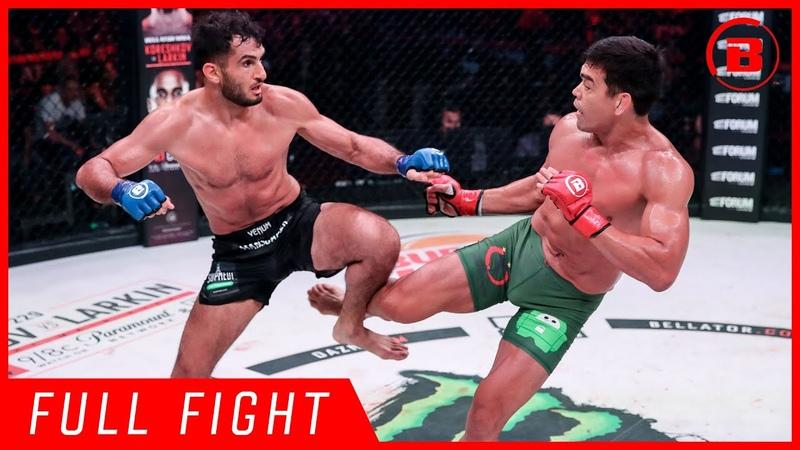 Full Fight Gegard Mousasi vs Lyoto Machida Bellator 228
