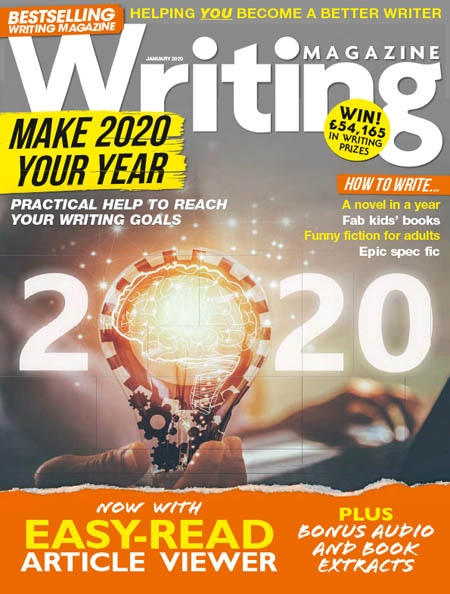 Writing Magazine  January 2020