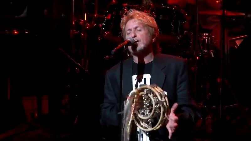 Jon Anderson and Todmobile Live at Harpa Concert Venue Reykjavik 2013