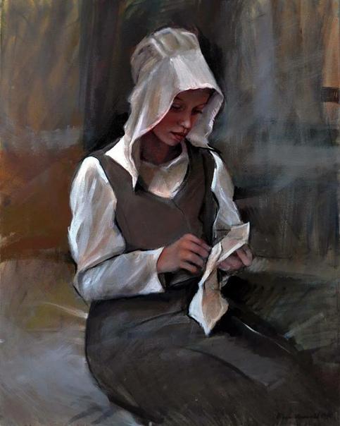 Польская художница Эмилия Вилк родилась в 1983 году в Валчском уезде в Польше.