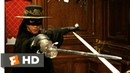 The Legend of Zorro (2005) - Train Fight Scene (8/10) | Movieclips
