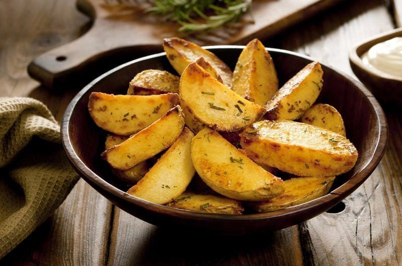 Картофель по-деревенскиИнгредиенты:Картофель...