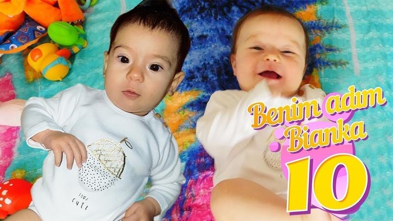 Bebek bakma oyunları. Bianka arkadaşına hediye alıyor. Benim adım Bianka 10. bölüm