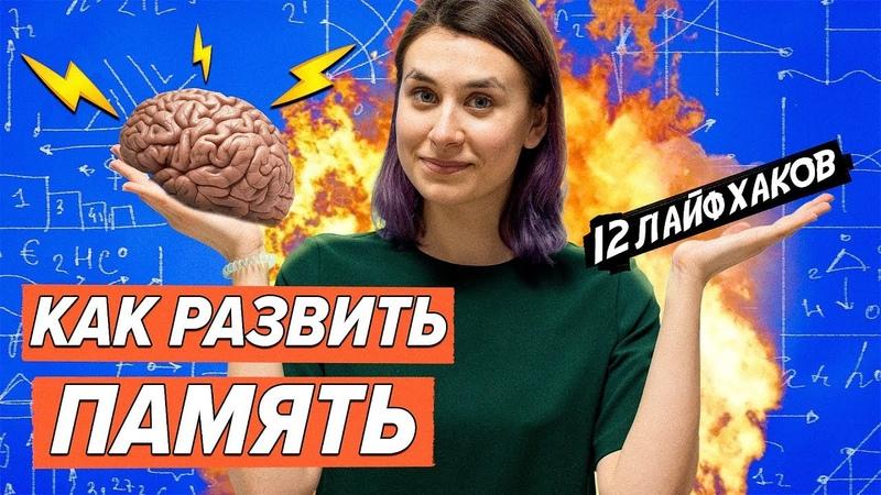 12 упражнений которые помогли мне развить память и внимание