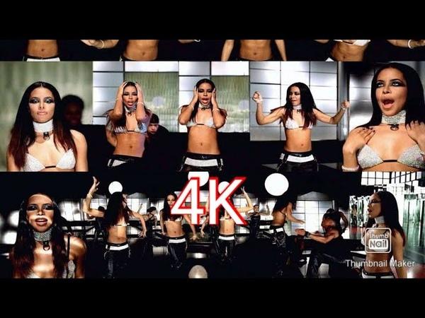 Aaliyah - Try Again [Official Video] - 4K