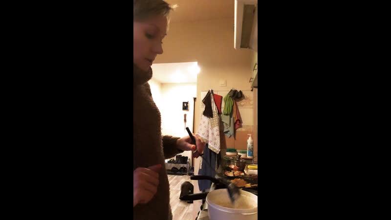 Хаотичный кухонный стрим Битва за блины