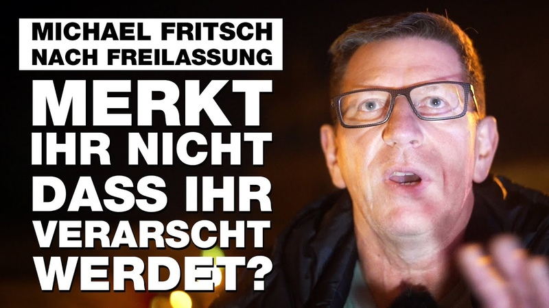 POLIZIST Michael Fritsch nach Arrest in Dresden KOMPLETTES Interview in voller Länge UNCUT