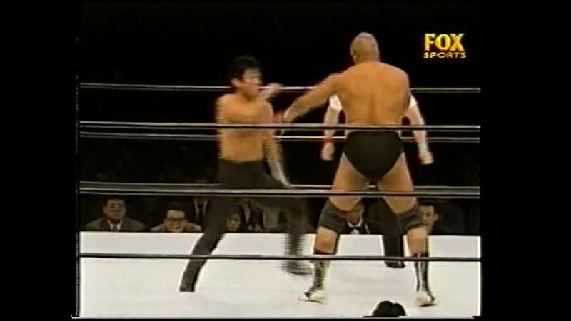 Bushido on FOX Sports 4 4