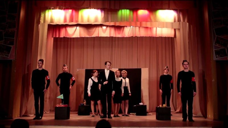 Жизнь во имя детей Студенческий театр БПОУ ВО Вологодский областной колледж культуры и туризма