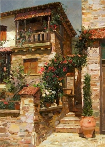 Андрей Шумский родился в 1977 году в городе Луцке на Украине. В 2002г. закончил учебу во Львовской Академии Художеств. Современный и многогранный художник,постоянно совершенствует навыки, он