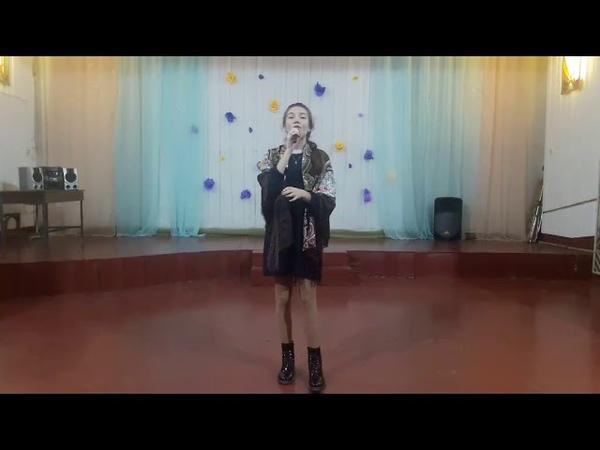 № 33 Аделина Габрик 14 лет Песня Поговори со мною мама музыка Владимира Мигули слова Виктора Гин