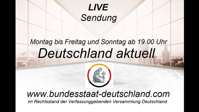 DdbRadio präsentiert Deutschland Aktuell Realitäten Fakten vom 03 08 2020
