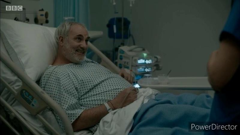 Konstantin laughing Killing Eve S03E07