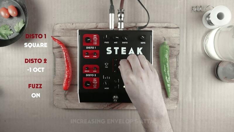 Glou Glou Steak Kitchen Bass