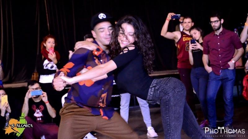 Marcelo y Belen Yummy @ Sensualonica 2020