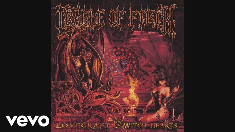 Cradle Of Filth Hallowed Be Thy Name Audio