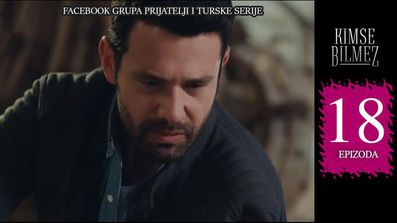 Niko ne zna 18 epizoda Facebook grupa Prijatelji i turske serije