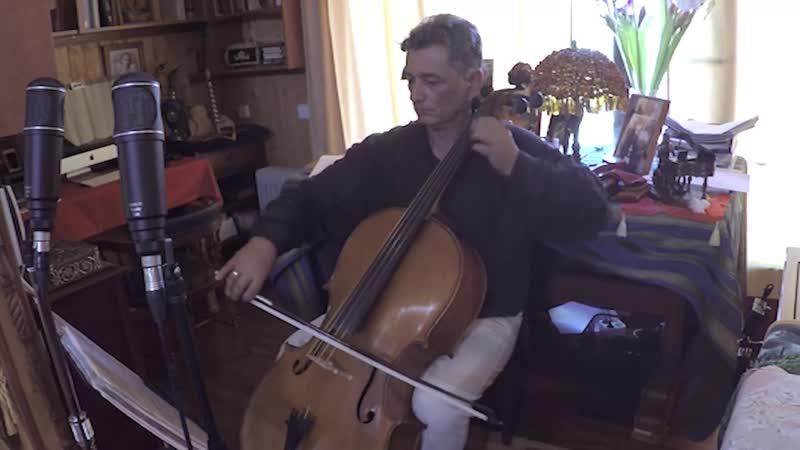 Paul de Senneville - The Letter to my Mother - Иоанн Береславский, Добросвет Дивинодиев, piano, Армен Антонян, cello, Nov 2016