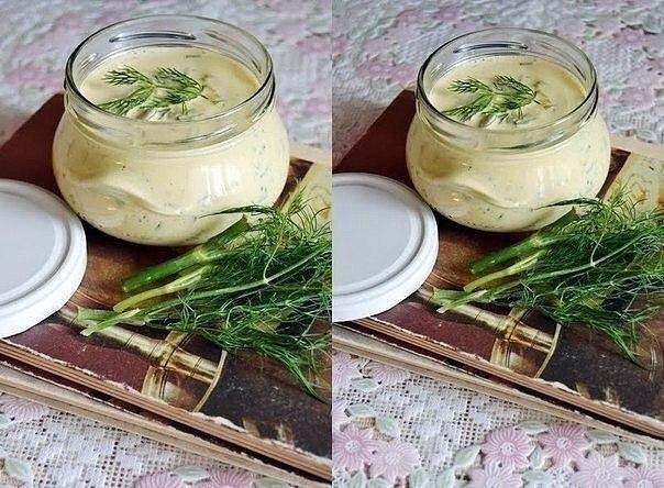 СОУС ТАРТАР Острый соус, обычно подаваемый к жареной рыбе или мясу, на основе вареного яичного желтка, растительного масла и зеленого лука, появился на столе европейца давно. История