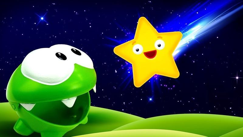 Приключения АмНяма Игрушки для малышей Амнямка будит звездочку Игры для самых маленьких