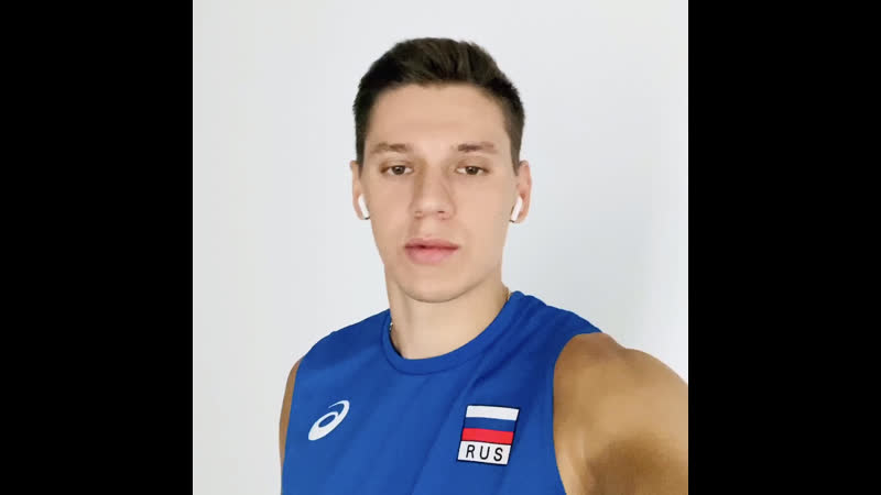 Всем привет от Виктора Полетаева