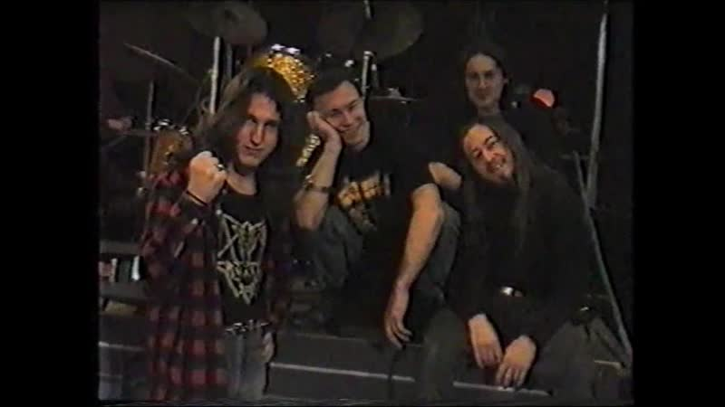 ARBITRATOR - концерт в ДК Космос, 16.12.1994