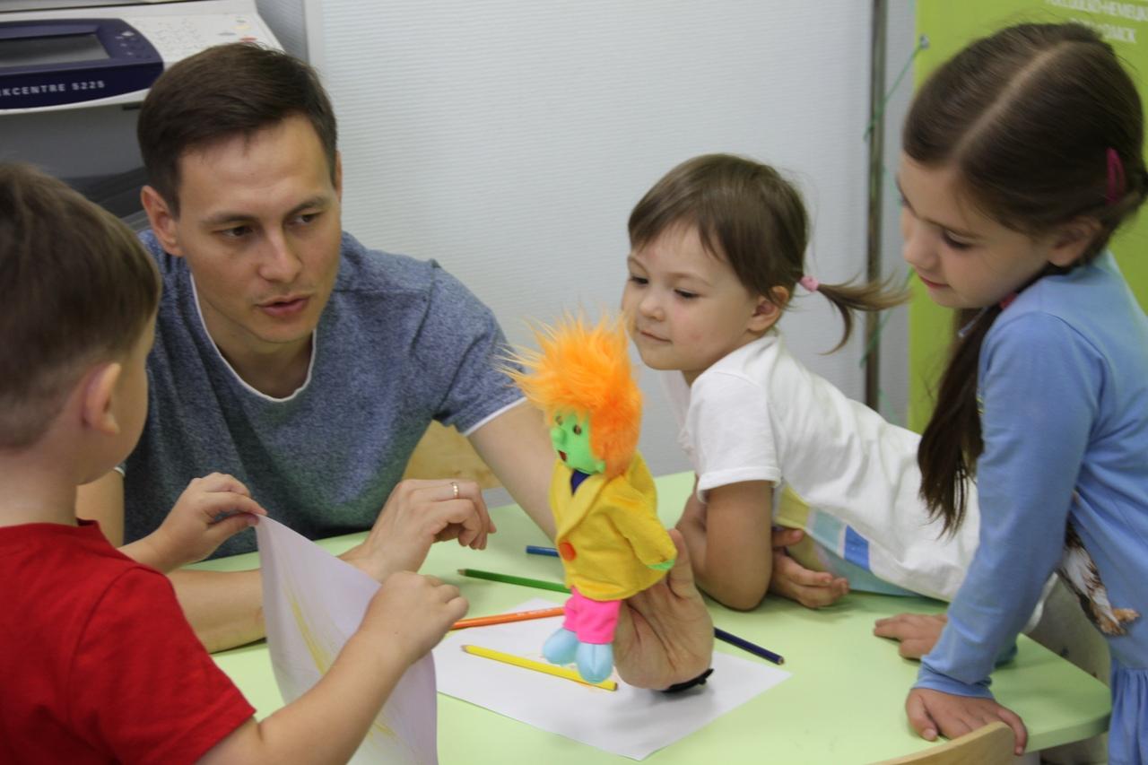 "Афиша Омск Онлайн - проект ""die Eltern sind aktiv"""
