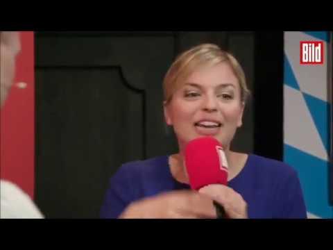 Bayerische Grünen-Chefin Katharina Schulze redet sich um Kopf und Kragen
