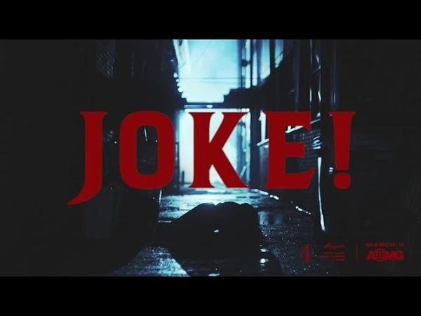 RFSK CODE KUNST 'JOKE Feat C JAMM 사이먼 도미닉 '