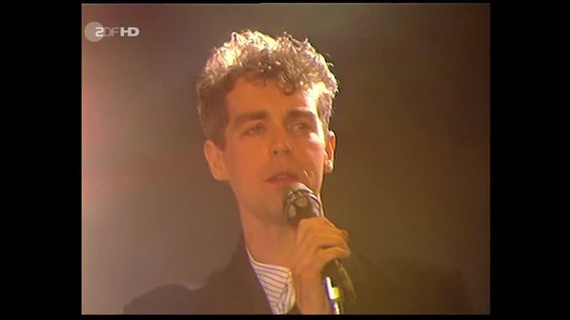 Pet Shop Boys – West End Girls.(Die ZDF-Kultnacht Noch mehr Hits der 80)
