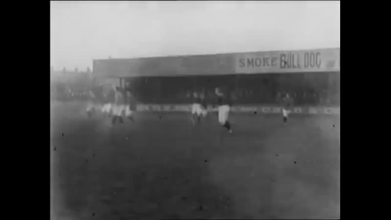 Burnley Manchester United 1902