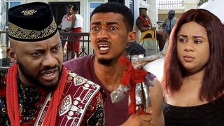 THE PRINCE IN CONTEST WITH A COMMONER 1&2 - NEW MOVIE HIT' Yul Edochie & Uju Okoli 2020 Latest Movie