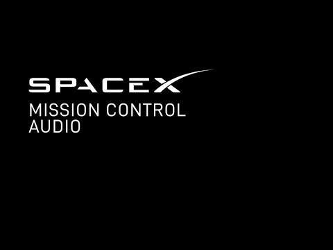 Crew Demo-2 Mission Control Audio