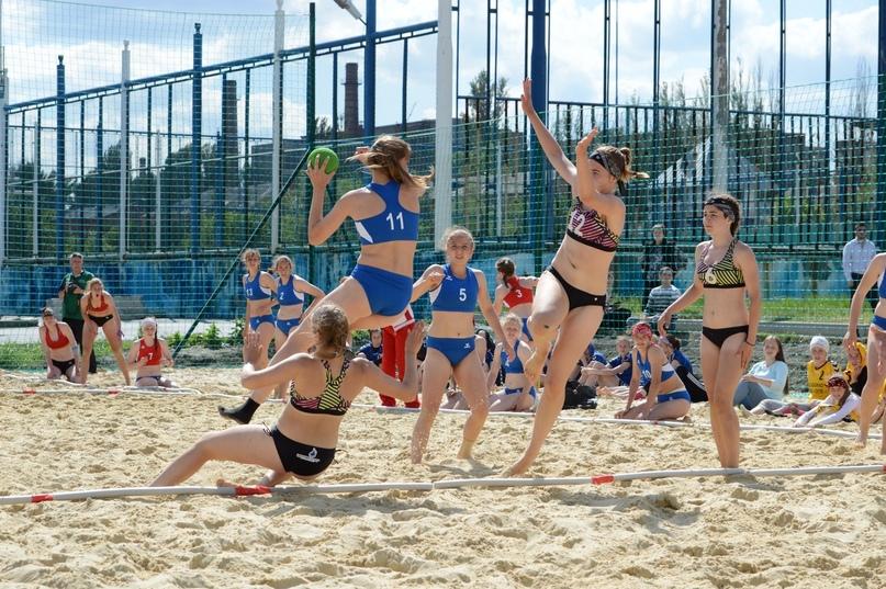 Пляжные мемуары. Как гандбол на песке добрался до Волгограда, изображение №1
