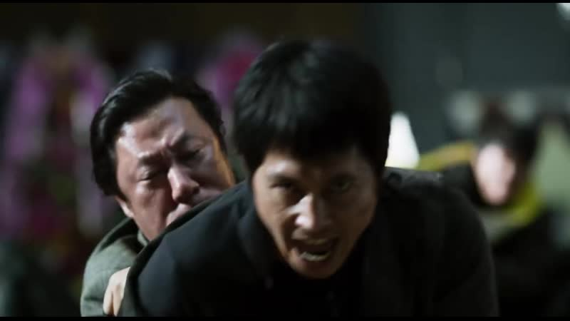 Asura The City of Madness Official Trailer 1 2016 Hwang Jung min Movie