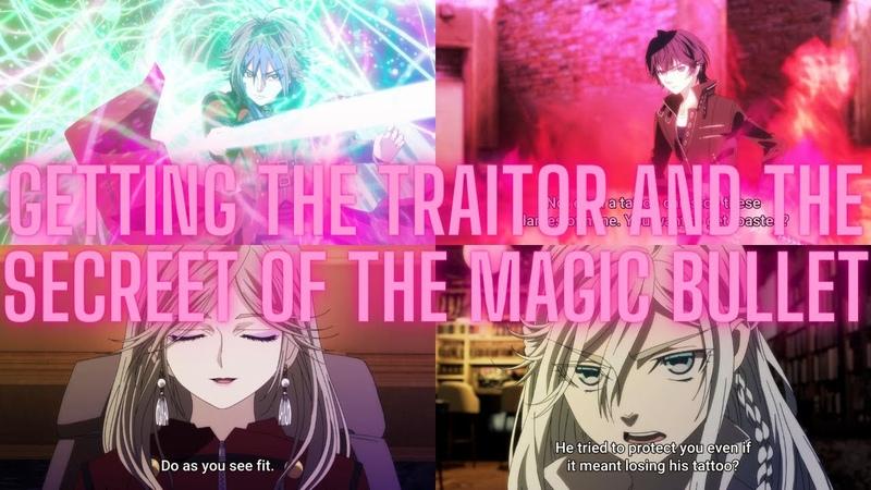 Project Scard Praeter no Kizu Episode 3 reaction